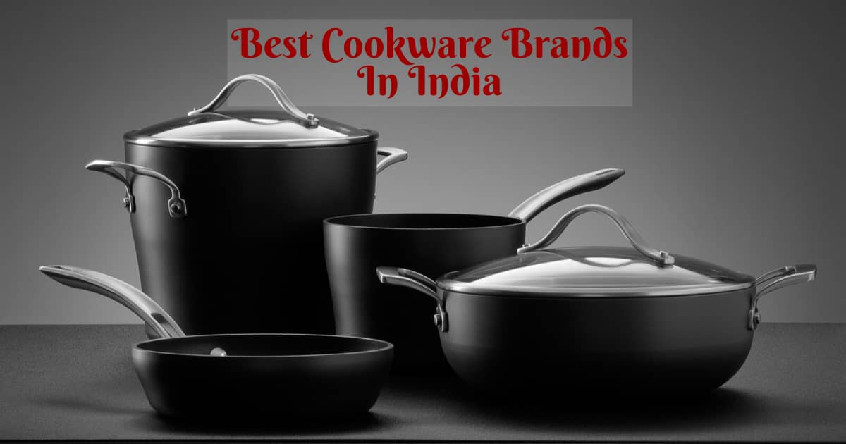 best cookware brands in India