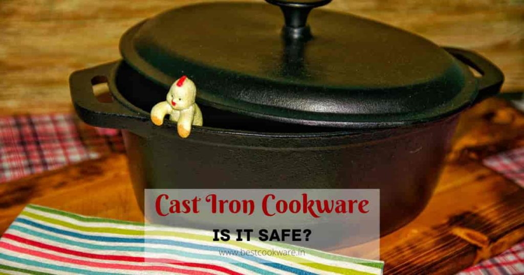 cast iron cookware safety