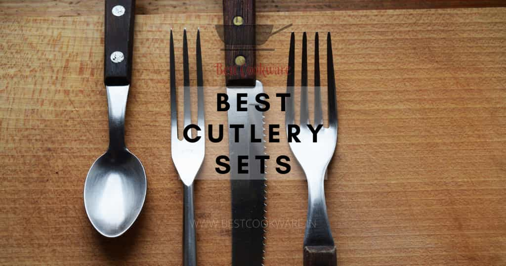 Buying guide for best cutlery sets in India